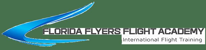 Florida Flyers Flugschule USA Retina Logo